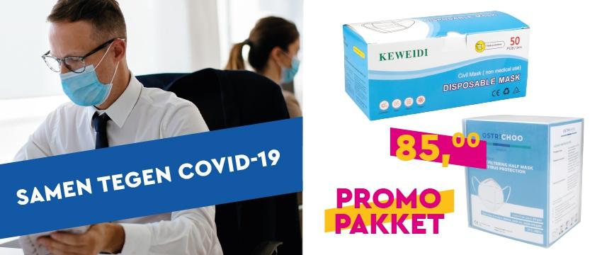 Samen tegen Covid-19