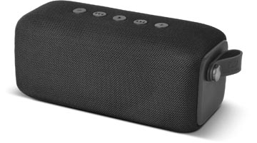 Fresh n' Rebel Rockbox Bold M, draadloze Bluetooth speaker, Storm Grey