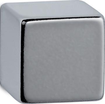 Maul neodymium kubusmagneet, ft 15 x 15 x 15 mm, 1 stuk