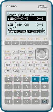Casio grafische rekenmachine Graph 35+EII