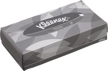 Kleenex papieren zakdoeken, 2-laags, 100 vellen