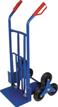 Toolland trappensteekwagen met 6 wielen, max. last 150 kg