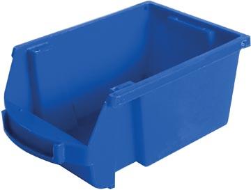 Viso magazijnbak 1 liter, blauw
