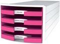 Han ladenblok Impuls, open laden, Trend Colour roze